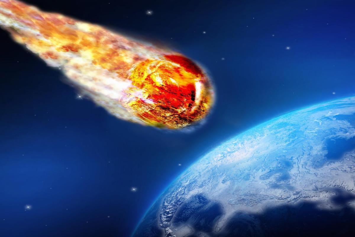 Enormous 1,280FT Asteroid Is Racing Towards Our Planet At 58,250MPH - What If It Were To Hit Us?